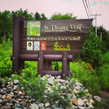 Au Diable Vert - 4-season mountain and outdoor resort at Glen Sutton
